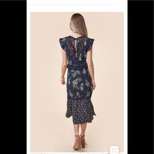 Sugarlips Dresses - Floral midi dress